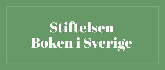 Stiftelsen Boken i Sverige